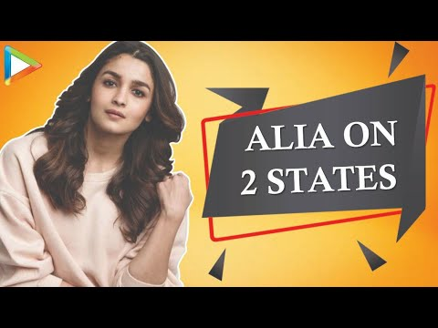 I love being on the sets of '2 States' - Alia Bhatt