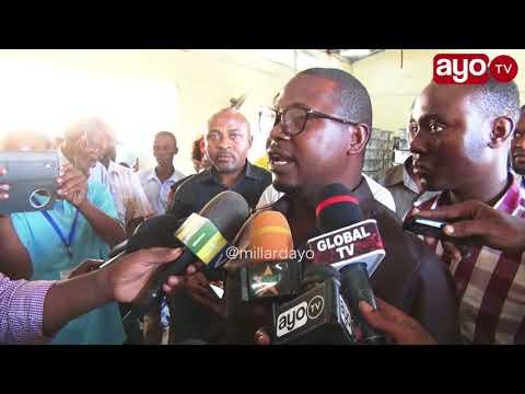 Kitu ameongea Mtulia baada ya kutangazwa Mshindi wa Ubunge Kinondoni