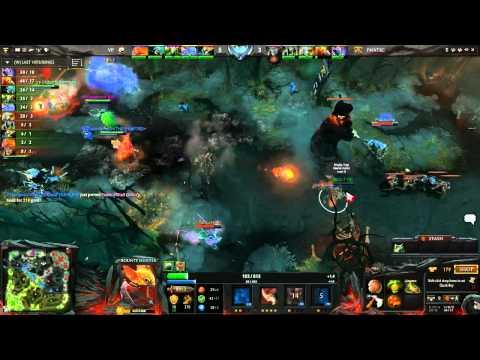 The Defense Grand Final - VP vs fNatic Game 1