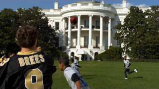 President Obama, United We Serve, and the NFL Team Up for Fitness and Service