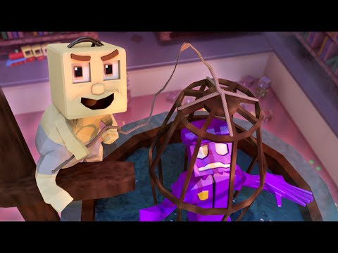 Minecraft   MONSTER BABY DAYCARE - Crazy Animatronic Drowns THE BABY SITTER! (Minecraft Roleplay)