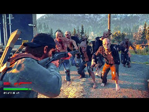 DAYS GONE - E3 2018 Gameplay Demo #2
