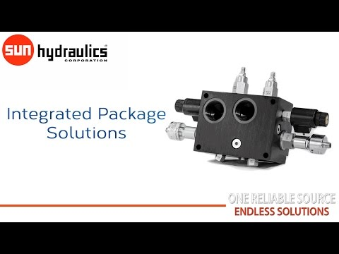 Integrated Package Solutions - Sun Hydraulics Corporation