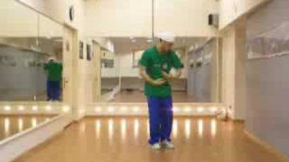ILSHAT dance combination massari