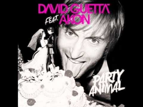 Party Animal Akon Ft David Guetta video