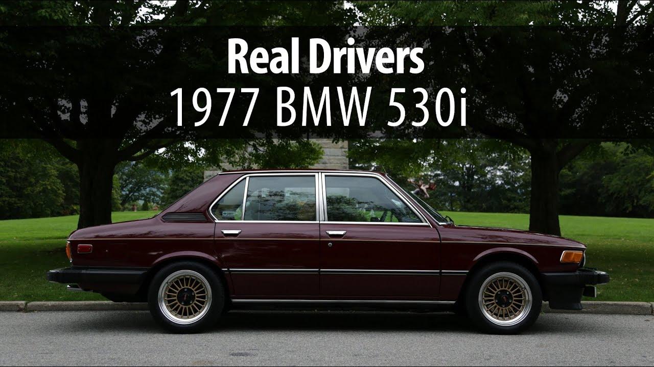 Real Drivers 1977 Bmw 530i E12 Youtube