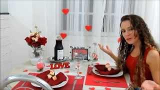 Jantar Romântico | Mesa Posta