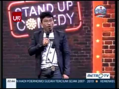 Mongol - Stand Up Comedy Metro TV 23 April 2014