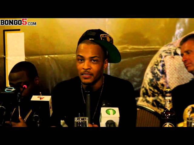 T.I. explains why Paperwork is different from his previous albums