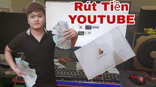 Phong Zhou Vlogs | Lần Đầu Đi Rút Tiền Từ YOUTUBE , GOOGLE ADSENSE - Cảm Xúc Thăng Hoa !!!!