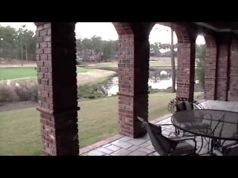 Pinehurst Golf Home | National Golf Club House | Outdoor Spaces