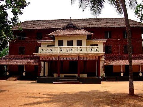 Kerala Tourism - Varikkassery Mana