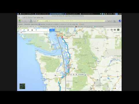 Interstate 5 Disaster mega quake FEMA Prediction