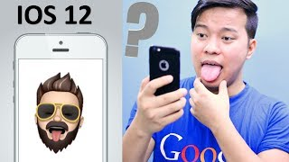 iOS 12 😲! What's New  9 Major Changes  🔥