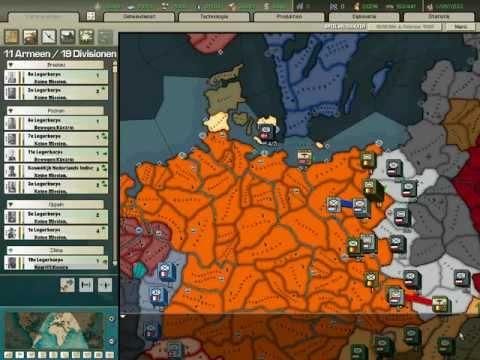 Hearts Of Iron II - World Domination Of BeNeLux
