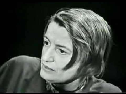 Ayn Rand in Her First Television Interview, Part Two