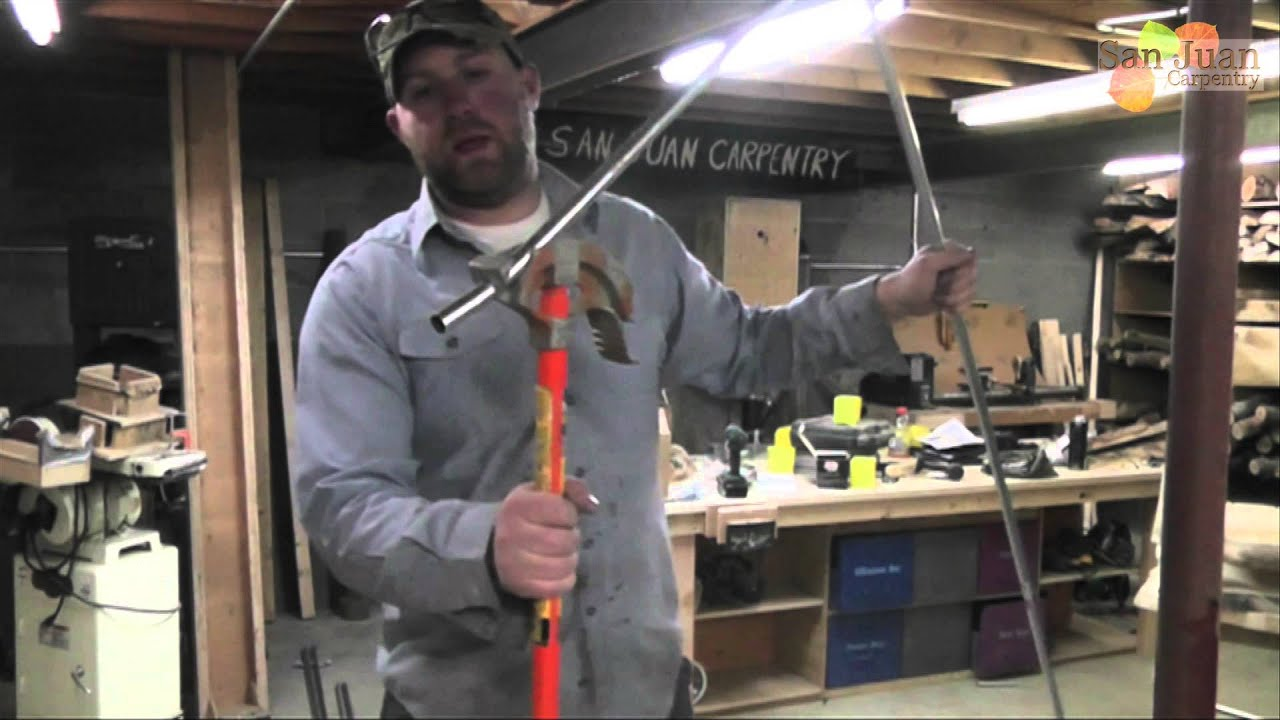 install emt and industrial electrical systems in your shop how to youtube. Black Bedroom Furniture Sets. Home Design Ideas