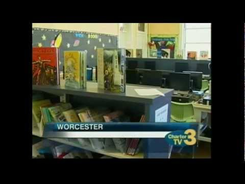 NECN Profile Leadership of Worcester Academy's Grade 8 Girls