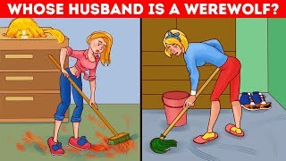 20 DIFFICULT RIDDLES WITH ANSWERS TO SPEED UP YOUR BRAIN!