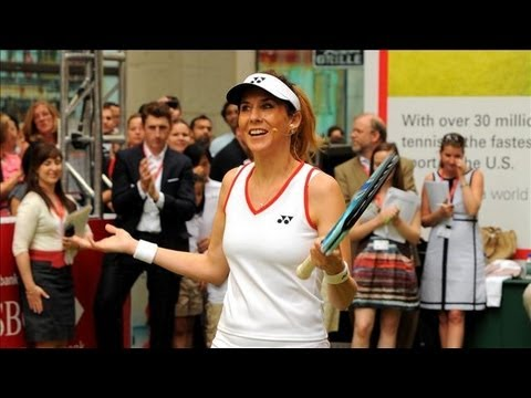 Monica Seles on the Retirement of Serena Williams | Monika Seles Interview