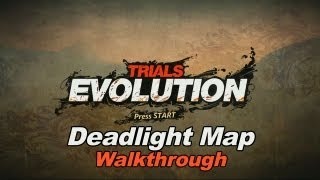 Trials Evolution - Summer of Arcade - Deadlight Walkthrough