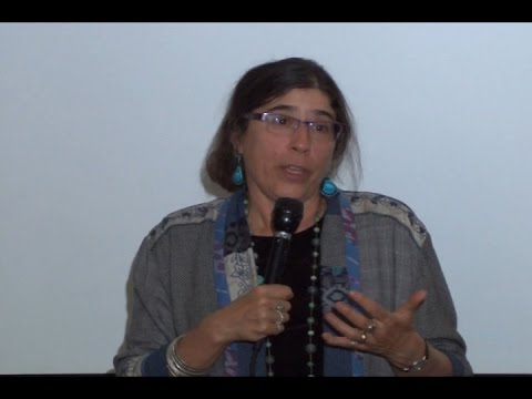"""Segment 1 of """"Eyewitness Gaza: Life After the 2014 Invasion""""  features Dr. Alice Rothchild's"""