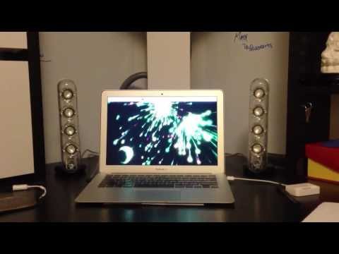 Harman Kardon Soundsticks III Sound Test