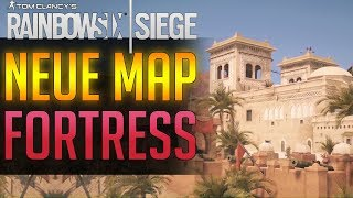 NEUE MAP FORTRESS | Rainbow Six Siege