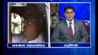 DIGVIJAY SINGH INTERVIEW WITH JAI PRAKASH SHARMA INDIA NEWS