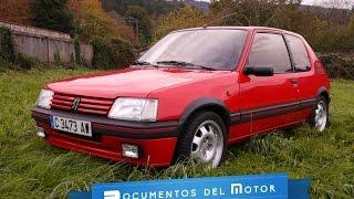 Peugeot 205 GTI 1.9- www.documentosdelmotor.com