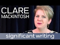 Author Clare Mackintosh On Her First Significant Pieces Of Writing Author Shorts mp3