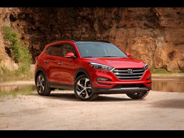 2016 Hyundai Tucson Review - YouTube
