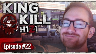 A GAME OF INCHES | H1Z1 King of the Kill #22