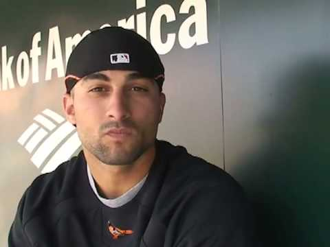 Nick Markakis video diary: Orioles' slide on the road Video
