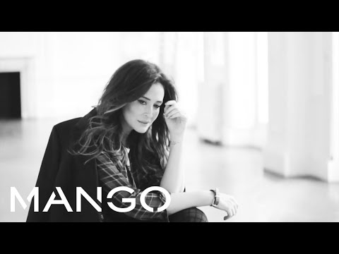 Vicky Martín Berrocal for VIOLETA by MANGO F/W 2014