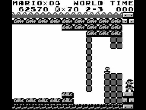 Super Mario Land - Vizzed.com Play - User video