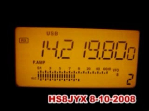 ham radio  20 meter