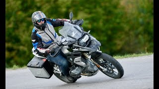 BMW R 1250 GS - First review from Austria