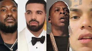 Meek Mill Jay Z Played Drake Diss Track For Him And Tekashi 6ix9ine Case Compared To Similar Case