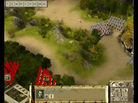 Praetorians demo #002
