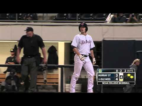Ole Miss vs. Murray State Highlights 4-9-14