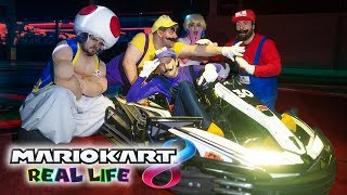 Mario Kart im Real Life! 😯 mit Anni The Duck, PietSmiet, Space Frogs und Sturmwaffel