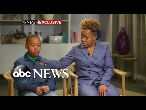 Mom, son accused of groping woman speak out thumbnail