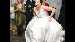 Танец Пьяной Невесты Приколы на Свадьбе || Смешное видео