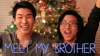 Meet My Brother (Sibling Tag)