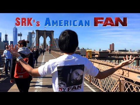 American FAN | Shahrukh Khan | Jabra FAN Song | #FanAnthem | Full Song