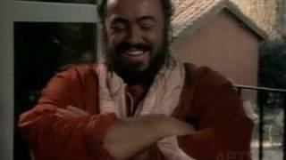 Luciano Pavarotti Video - Luciano Pavarotti Discusses His Influences