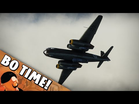 War Thunder - Arado Ar 234C-3