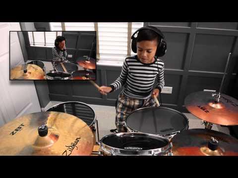 Fall Out Boy - Uma Thurman (Drum Cover)