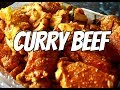 Sunday Dinner How To Prepare Your Curry Beef Recipe | Chef Ricardo Cooking